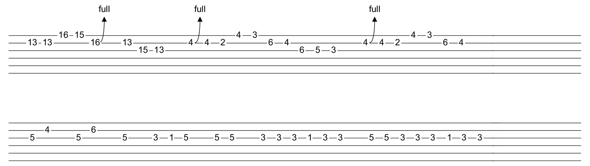 John legend all of me tabs kfir ochaion tabs for my electric guitar cover for the song all of me by john legend hexwebz Image collections