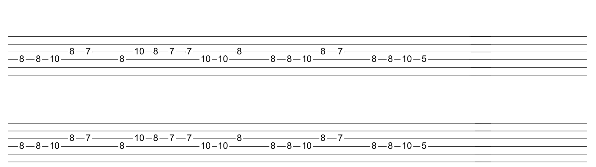 Guitar chords for taylor